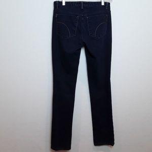 Joe's | cigarette straight leg dark wash jeans